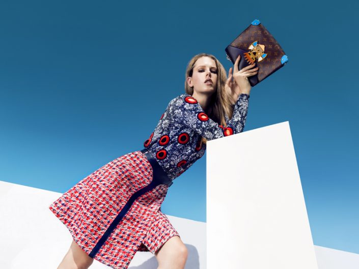Louis Vuitton Cruise Advertorial