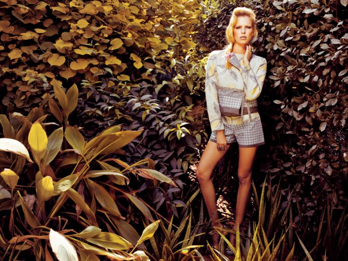 Grazia x Tory Burch Advertorial