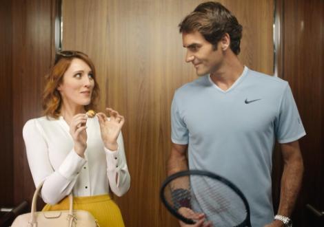 Lindt – Roger Federer