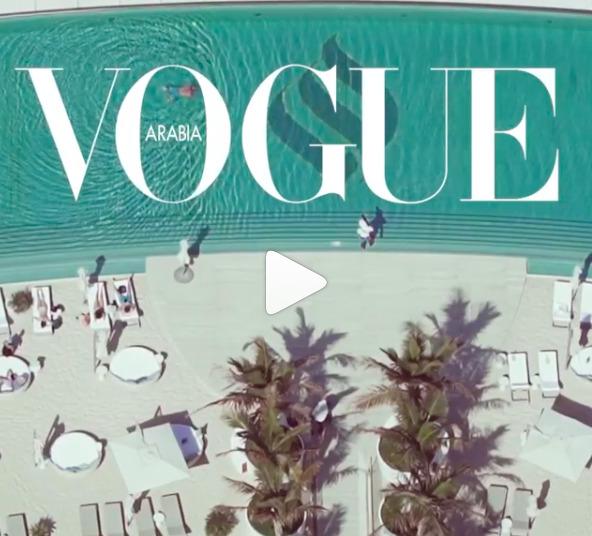 Vogue Arabia x Jumierah