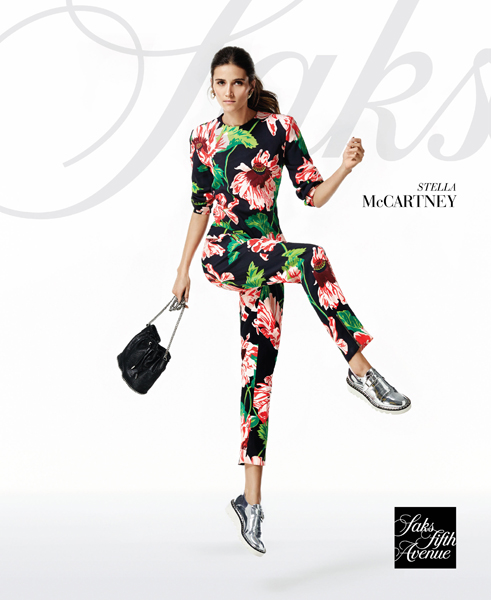 Saks 5th Avenue Campaign