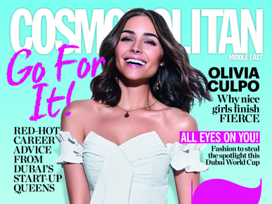 Olivia Culpo – Cosmopolitan Magazine